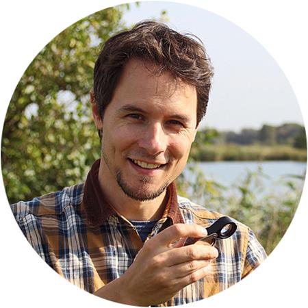 NABU-Experte Julian Heiermann