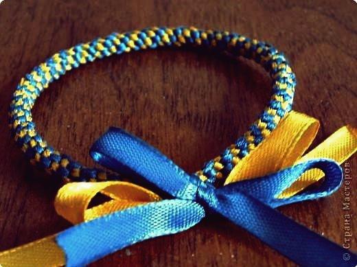 Wie DIY Easy Ribbon Bracelet zu weben