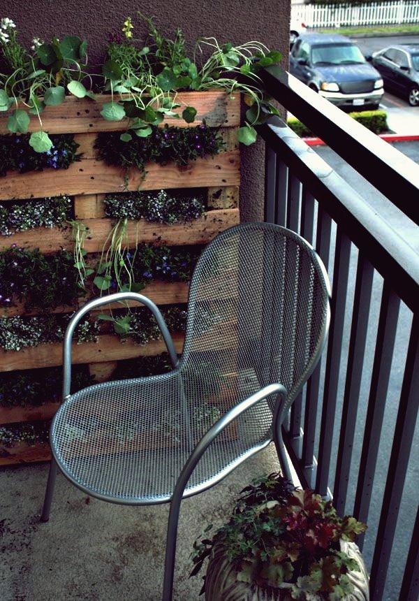 20+ kreative vertikale DIY-Gärten für Ihr Zuhause