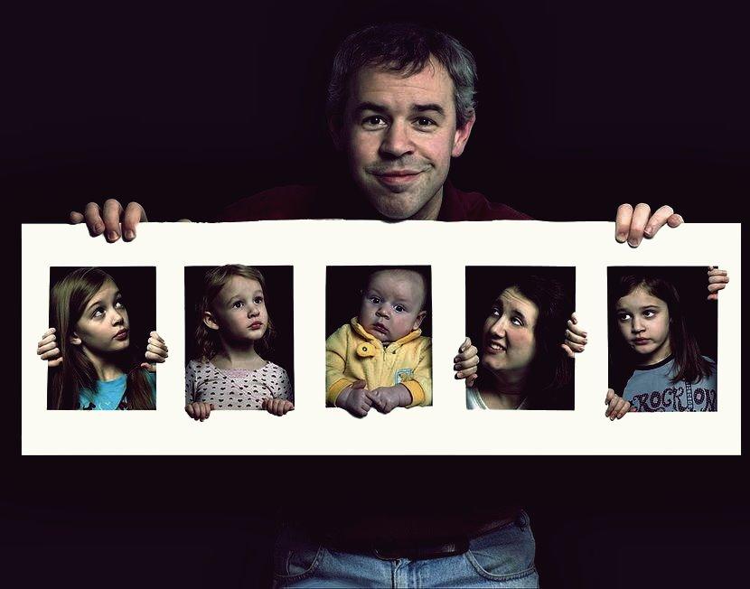 30+ Absolut kreative Ideen für Familienbilder