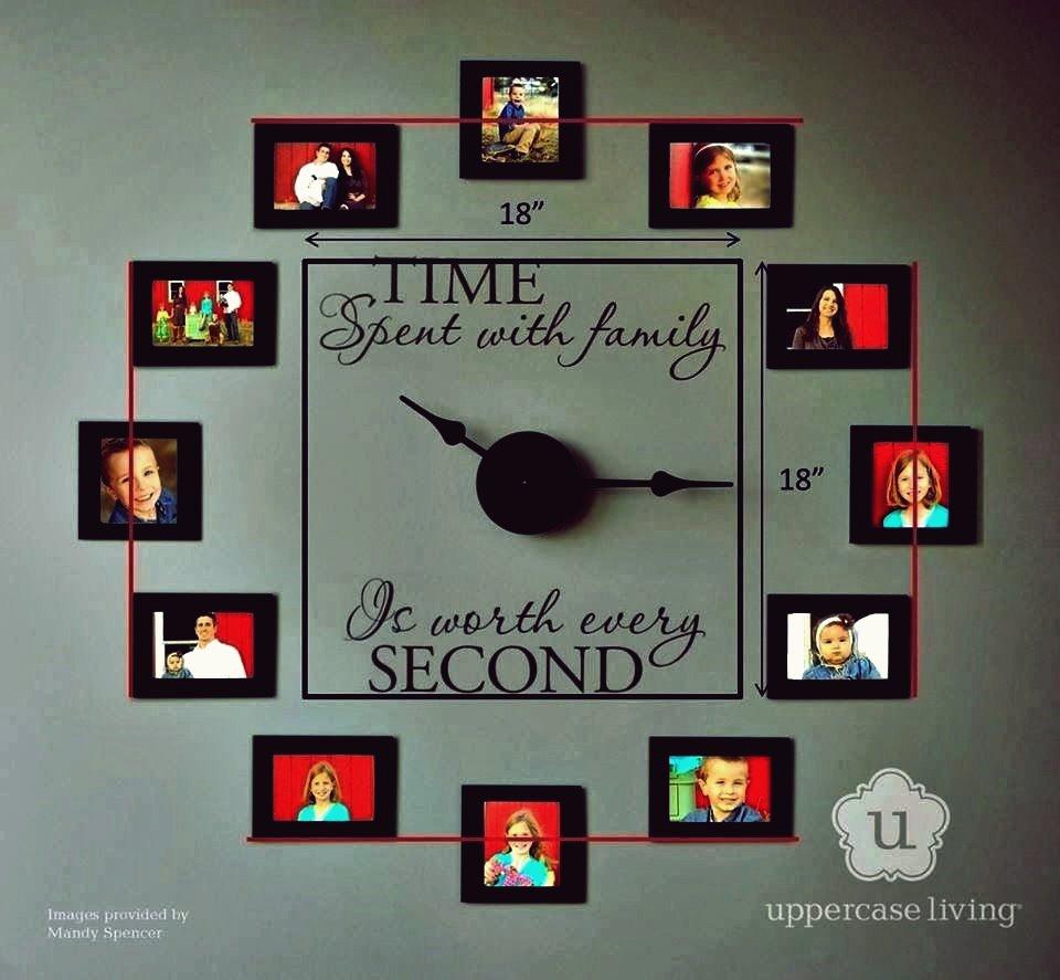 35+ kreative DIY-Möglichkeiten zur Anzeige Ihrer Familienfotos