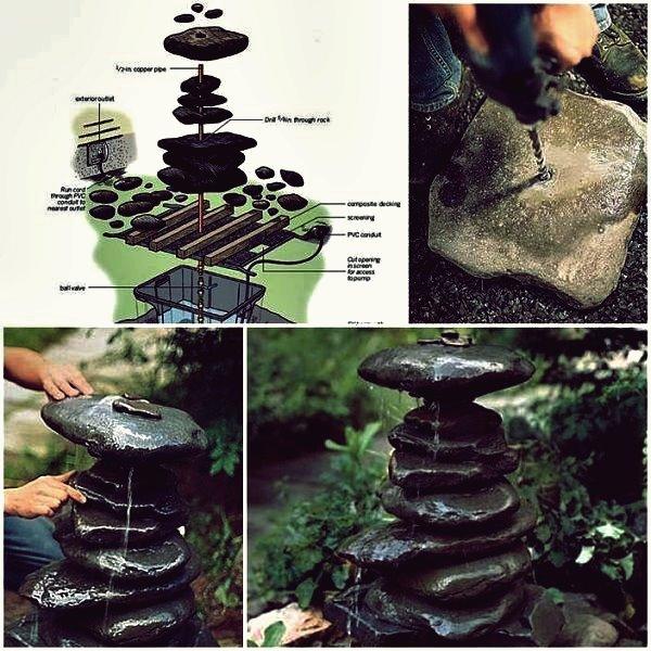 40+ Kreative DIY Wasserspiele für Ihren Garten