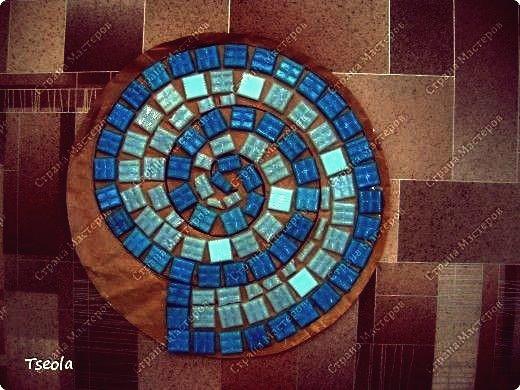 DIY Mosaik-Fliesen-Garten-Sprungbrett