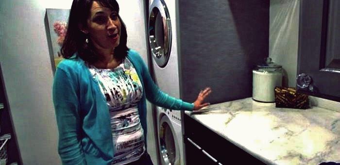 Kreative Ideen - 8 clevere DIY-Lösungen für die Organisation der Waschküche