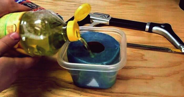 Kreative Ideen - DIY einfache hausgemachte Reinigungstücher