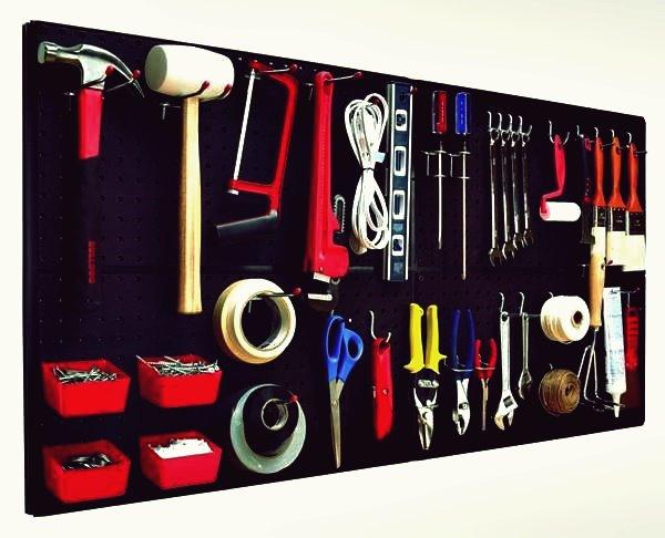 Über 30 kreative Möglichkeiten, Ihre Garage zu organisieren